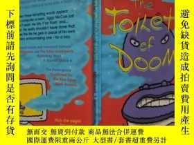 二手書博民逛書店the罕見toilet of doom 末日的廁所Y200392