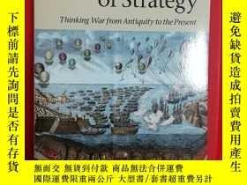 二手書博民逛書店The罕見Evolution of Strategy: Thin