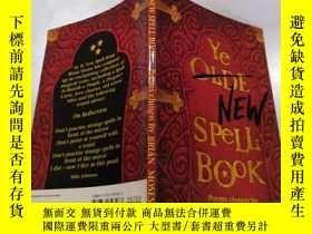 二手書博民逛書店Ye罕見new spell book.:你的新咒語書Y212829