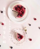 母親節限定【杏屋乳酪蛋糕】水果 重乳酪系列(覆盆子+藍莓櫻桃)共2入 伴手禮 禮盒 起司(免運)