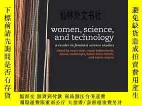 二手書博民逛書店【罕見】Women, Science, And TechnologyY27248 Mary Wyer Rout