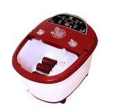 洗腳機 足浴盆家用塑膠電熱恒溫自助按摩加熱插電洗腳盆足浴器泡腳盆