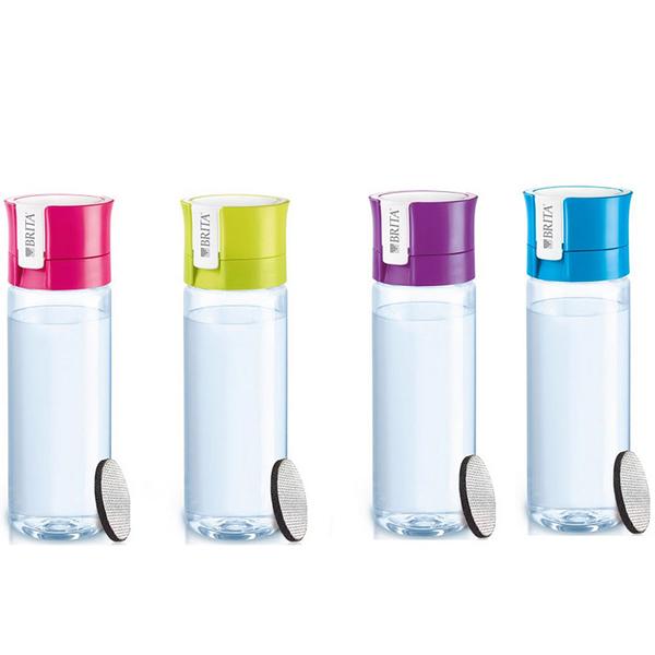 【免運費】德國BRITA Fill&Go 隨身濾水瓶0.6L 【顏色隨機】