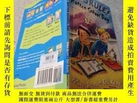 二手書博民逛書店boys罕見rule rotten school day男孩統治爛學校的日子Y200392