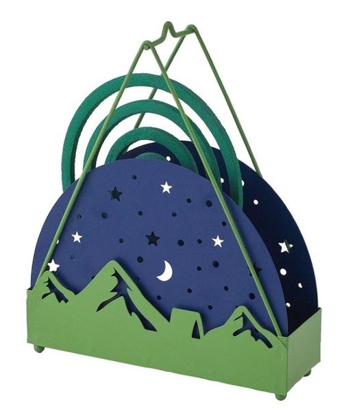 日本Spice  Go Camping/Night Himalaya/Resort 造型線香盒 3款可選【JE精品美妝】