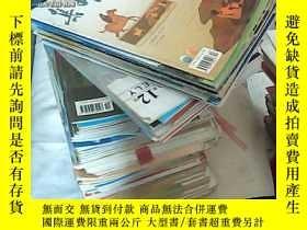 二手書博民逛書店集郵罕見雜誌(2000年第1-12期)9428 集郵雜誌社 集郵