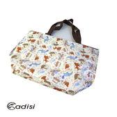 ADISI 托特包保冷袋AS15137 城市綠洲戶外、露營踏青、食物保鮮、簡易攜帶