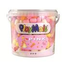【德國 Playmais】玩玉米創意黏土粉彩隨身桶(500顆裝) BCPL0032