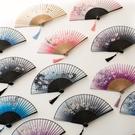 扇子折扇中國風舞蹈扇女夏季折疊扇