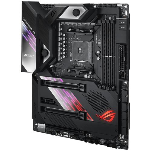ASUS 華碩 ROG Crosshair VIII Formula 支援PCI-E 4.0 ATX AM4腳位 AMD X570 主機板