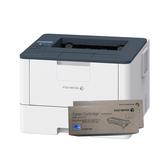 FujiXerox DocuPrint P375d 黑白雷射印表機 搭二支CT203108原廠碳粉匣