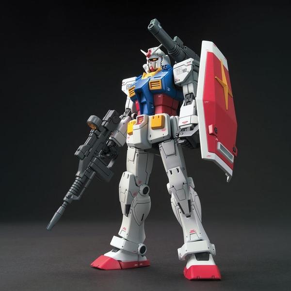 萬代 HG 1/144 #026 RX-78-02 GUNDAM THE ORIGIN 初鋼