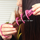 【超取299免運】日本流行DIY不傷髮捲髮棒 美髮工具 捲髮神器 燙髮器