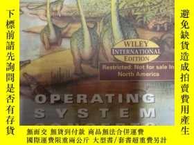 二手書博民逛書店OPERATING罕見SYSTEM CONCEPTSY18479