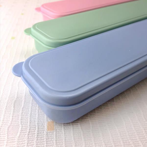 吸管收納盒 玻璃吸管 小麥盒 不鏽鋼 餐具 環保 盒子 手搖飲 冰霸杯 馬克杯 攜帶 『無名』 P05109