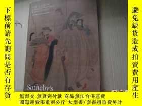 二手書博民逛書店Sothebys罕見FINE CLASSICAL CHINESE