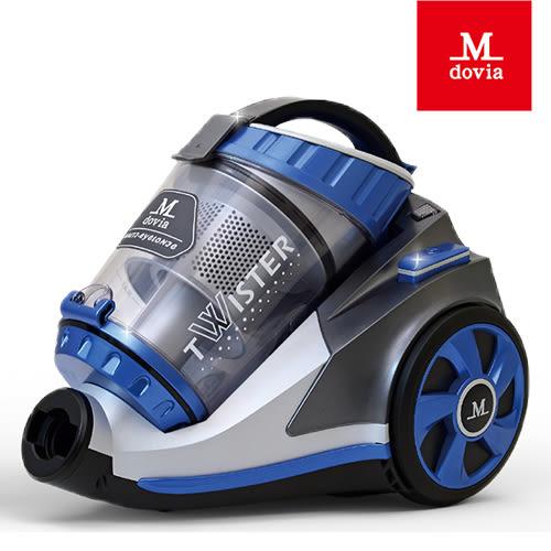 Mdovia最新第十六代DualV10雙層雙錐吸力永不衰退奈米銀殺菌吸塵器【愛買】