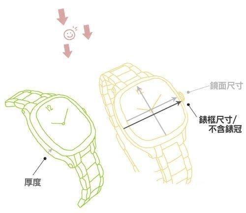 KEZZI珂紫 晶鑽時刻都會時尚腕錶 鑽時刻 防水 黑x銀 皮帶 男錶 中性錶 女錶 KE1552黑大