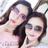 《Caroline》年度最新網紅款潮流行百搭抗UV時尚太陽眼鏡 72505
