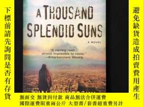 二手書博民逛書店A罕見Thousand Splendid Suns(燦爛千陽)Y
