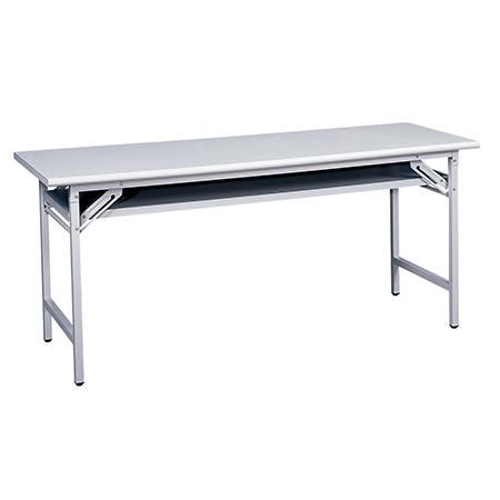 【YUDA】JHL1260 直角白面 W120*D60 會議桌/折合桌/摺疊桌