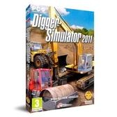 【軟體採Go網】PCGAME-模擬挖土機2011 Digger Simulator 2011 英文版
