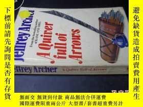 二手書博民逛書店A罕見Quiver Fuii of Arrows5919