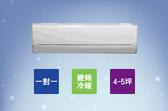 【日立-送免費標準安裝】4-5坪用變頻《冷暖標準型》一對一冷氣 RAS-28YK1/RAC-28YK1