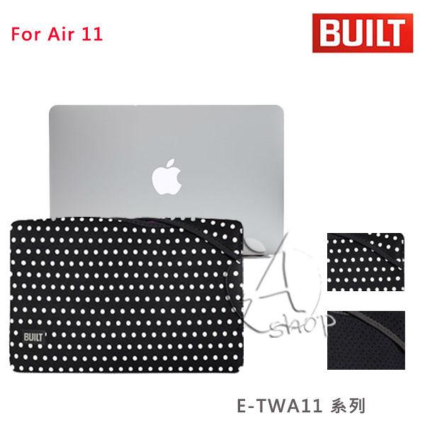 BUILT NY Twist Top Sleeve 電腦套 -11吋 Air E-TWA11系列 共2色