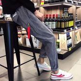 長褲男秋季日系休閒褲正韓潮流燈芯絨寬鬆運動褲青少年【99狂歡8折購物節】