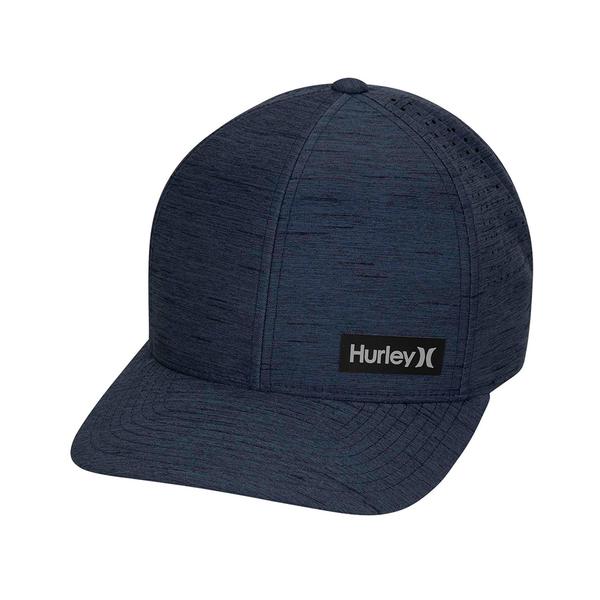 Hurley M DF MARWICK ELITE HAT OBSIDIAN 棒球帽-DRIFIT(男/女)