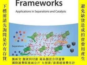 二手書博民逛書店Metal-Organic罕見Frameworks: Applications in Separations an