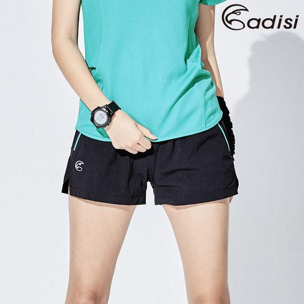 ADISI 女四面彈性訓練短褲AP1811024 (S~2XL) / 城市綠洲專賣(四向超彈、透氣快乾、挺度好)
