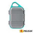 美國 PELICAN 派力肯 塘鵝 G10 防水 微型 小型 氣密箱 青藍灰色 / 露營 戶外運動 單車 適用