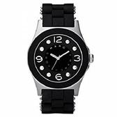 MARC BY MARC JACOBS 時尚精品個性造型中性腕錶 手錶 MBM2543 MBMJ 黑色