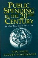 二手書博民逛書店《Public Spending in the 20th Century: A Global Perspective》 R2Y ISBN:0521664101