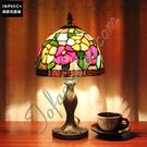 INPHIC-田園糖果色彩色玻璃燈具茶餐廳奶茶店甜點手工藝術檯燈_S2626C
