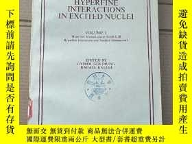 二手書博民逛書店hyperfine罕見interactions in excited nuclei volume 1(P1938)