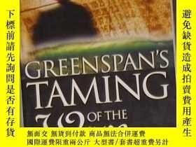 二手書博民逛書店原版《罕見Greenspan s Taming of the W