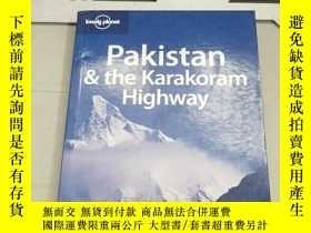 二手書博民逛書店Pakistan罕見and the Karakoram Highway巴基斯坦與喀喇昆侖公路 旅行攻略Y273