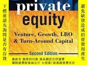 二手書博民逛書店Introduction罕見To Private Equity: Venture Growth Lbo And T