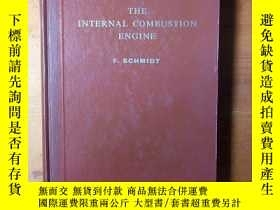 二手書博民逛書店THE罕見INTERNAL COMBUSTION ENGINE