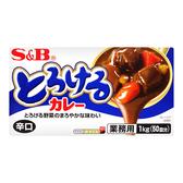 【 現貨 】S&B 特樂口元氣咖哩 - 辛 1公斤