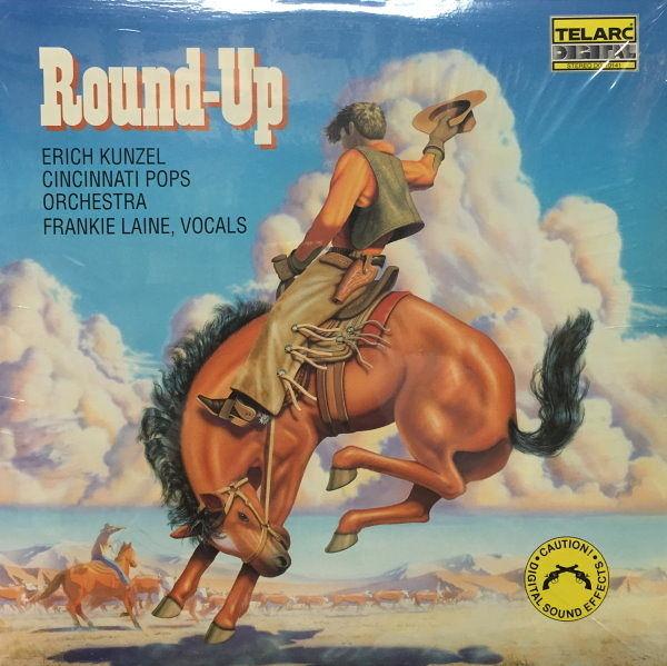 【停看聽音響唱片】【黑膠LP】Round-Up西部大趕集