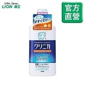 日本獅王固齒佳酵素漱口水450mlX3(無酒精)