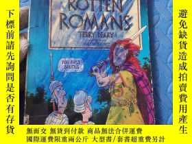 二手書博民逛書店horrible罕見histories the rotien romans terry dearyY21087