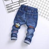 中小童牛仔褲 嬰幼兒長褲  寶寶褲 童裝 CH5339 好娃娃