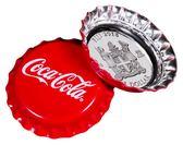 【台灣大洋金幣】2018 斐濟可口可樂瓶蓋造型6克銀幣
