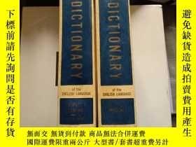 二手書博民逛書店the罕見new webster dictionary OF t
