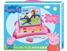 Peppa Pig  粉紅豬小妹好好玩磁鐵組   佩佩豬益智玩具
